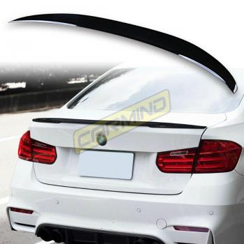 Bmw 3 Serisi F30 M Performance Bagaj Üstü Spoiler Piano Black
