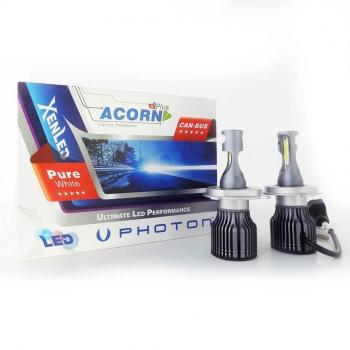Photon Acorn H4 Led Xenon 5 Plus 6400 Lümen