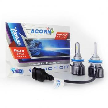 Photon Acorn H11 Led Xenon 5 Plus 6400 Lümen
