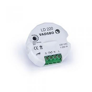 Vadsbo Universal Dimmer LD 220 1-200W