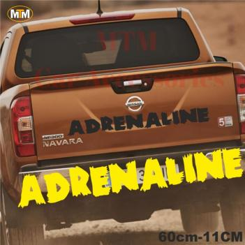 Adranaline Off Road Oto Sticker 60x11cm