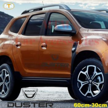 Dacıa Duster Yan Kapı Off Road Oto Sticker 1 Adet