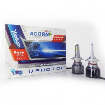 Photon Acorn H7 Led Xenon 5 Plus 6400 Lümen