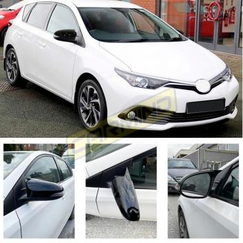 Toyota Auris Batman Ayna Kapağı Piano Black 2013-2018